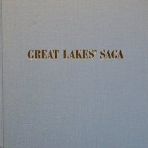 Image of Great Lakes' saga;                                                                                                                                                                                                                                             - 386.5 You 2 c.