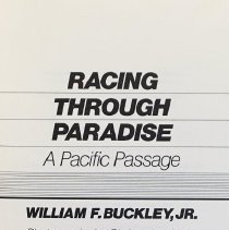 Image of Racing through paradise: a Pacific passage                                                                                                                                                                                                                     - 910 Buc