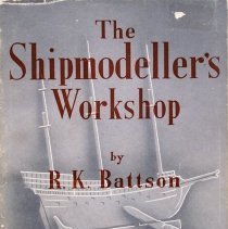 Image of The shipmodeller's workshop                                                                                                                                                                                                                                    - 623.8 Bat