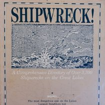 Image of Shipwreck!: a comprehensive directory of over 3,700 shipwrecks on the Great Lakes                                                                                                                                                                              - 363.12 Swa