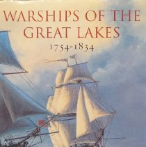 Image of Warships of the Great Lakes, 1754-1834                                                                                                                                                                                                                         - 359.3 Mal