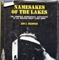 Image of Namesakes of the Lakes: a factual story with photographs of every currently existing                                                                                                                                                                           - 386.22 Gre