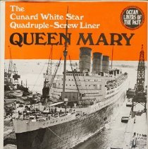Image of Ocean liners of the past: Queen Mary,                                                                                                                                                                                                                          - 910.4 Psl