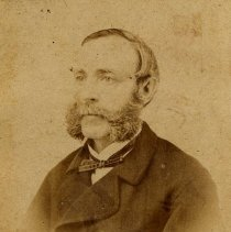 "Image of Portrait of Walter Laidlaw - Walter Laidlaw was the second station agent at the railway station.  He is mentioned in ""Oakville and the Sixteen"""