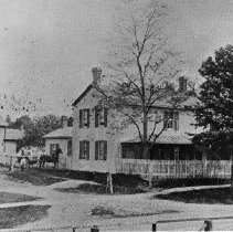 Image of Residence of George Griggs (1786-1860), built in the 1840's