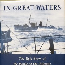Image of In great waters: the epic story of the Battle of the Atlantic - 940.5421 Dun