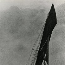 """Image of """"Aggie""""  - built by Captain James Andrew for Christopher Armstrong, Cecil Gustavus Marlatt and Wilbur Triller Marlatt. It was named after C. G. Marlatt's first wife, Agnes Waldie."""