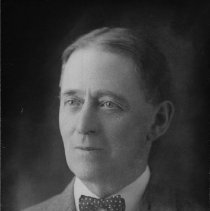 Image of George Hillmer (1866-1935) - George Hillmer was the second son of Edward Hillmer Sr., and was MPP for Halton County.