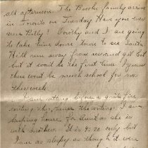 Image of Munro Letters: Dec. 14 1916: Aunt Ruth to Melville Munro