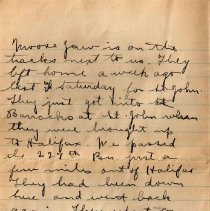Image of Munro Letters: April 9 1917: Melville Munro to James E. Munro