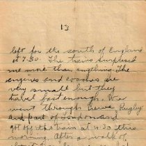 Image of Munro Letters: Apr. 12th - 21st 1917: Melville Munro to Jessie Munro