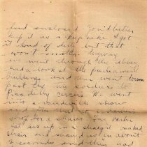 Image of Munro Letters: May 23 1917: Melville Munro to Jessie Munro