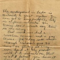 Image of Munro Letters: May 27 1917: Melville Munro to James E. Munro
