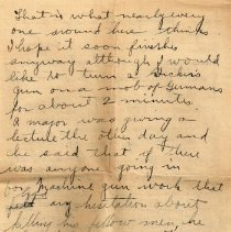 Image of Munro Letters: May 30 1917: Melville Munro to Jessie Munro