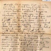 Image of Munro Letters: June 10 1917; Melville Munro to Jessie Munro