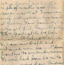 Image of Munro Letters: June 21 1917; George Brock Chisholm to Melville Munro
