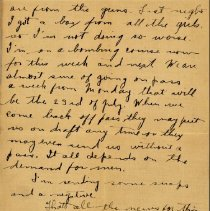 Image of Munro Letters: 1917 July 11: from Melville Munro to Jessie Munro