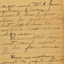 Image of Munro Letters: Dec 2, 1917: Melville Munro to James E. Munro.