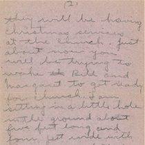Image of Munro Letters: Dec 23, 1917: Melville Munro to Jessie Munro