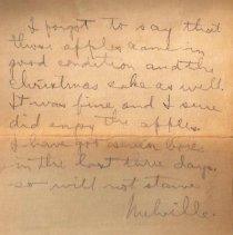 Image of Munro Letters: Jan 7, 1918: Melville Munro to Jessie Munro
