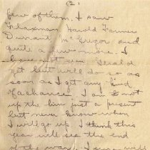 Image of Munro Letters: April 10, 1918: Melville Munro to Jessie Munro