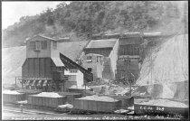 Image of Construction work on crushing plant
