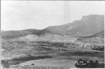 Image of Santa Rita and Hearst Pit