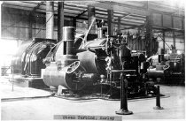 Image of Steam turbine, Hurley, NM