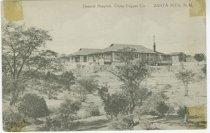 Image of General Hospital, Chino Copper Mine, Santa Rita, NM