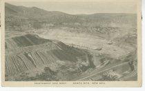 Image of Northwest ore body, Santa Rita, NM