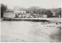 Image of Flood, 1895, Bullard and Spring Streets