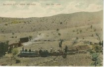 Image of Postcard showing Hair Pin Loop on R.R.