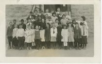 Image of First & Second grades, S.C. School, 1920