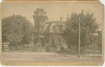 Image of Hobart residence, Silver City, N.M.