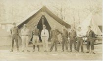 Image of Photograph CCC Camp