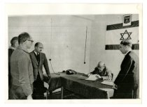 Image of Eichmann - First Picture For Nine Months