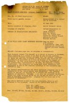 Image of Lavine Collection of Eichmann Materials - Evidence Docket No-087 for Nuremberg Trial