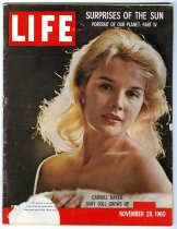 Image of Life Magazine November 1960