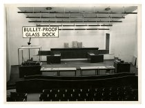 Image of Bullet-Proof Glass Dock