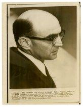 Image of Presents Case Against Eichmann