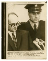 Image of Eichmann Listens To Charges