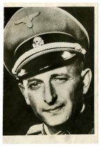 Image of Young Eichmann Wearing Military Cap