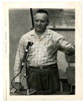 Image of Polish Jew Testifies Against Eichmann