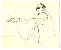 Image of Eichel Collection of Courtroom Drawings - Gideon Hausner Points