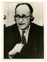 Image of Eichmann Testifies