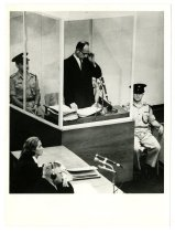 "Image of Lavine Collection of Eichmann Materials - Eichmann ""Migration Expert"""