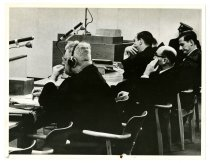 Image of Eichmann Found Guilty