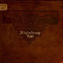 Image of 1910 Milady in Brown Cover