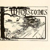 Image of 1915 Milestones