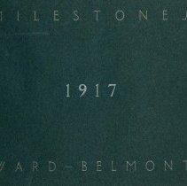 Image of 1917 Milestones
